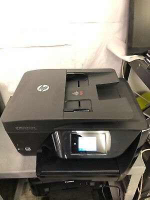 HP OfficeJet Pro 6978 All IN ONE InkJet Printer P/N T0F29A PageCount-712 *Tested