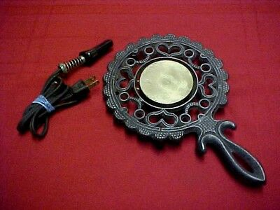 """Kenmore Cast Iron Electric Trivet, 10"""" Long, 6 1/2"""" Wide & On 3 Feet 1 1/2"""" High"""