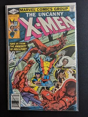 Uncanny X-Men 125, 129 First Emma Frost, First Kitty Pryde, Phoenix Returns
