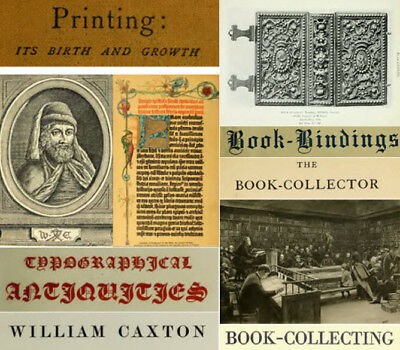 eBooks: 200 of. Bookbinding & Collecting English Printing History, PDF