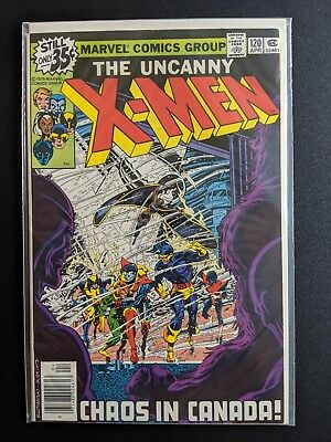 Uncanny X-Men 120, 121  First Alpha Flight