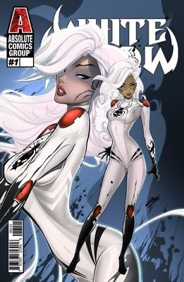 White Widow #1 Tyndall Variant Red Giant Entertainment Comics