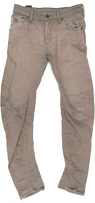 G-Star Jeans ARC 3D SLIM COJ W29 L34 Light Aged RRP $289 Mens Boys