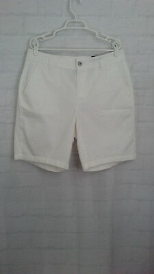 Lane Bryant Women's White Shorts Size 26