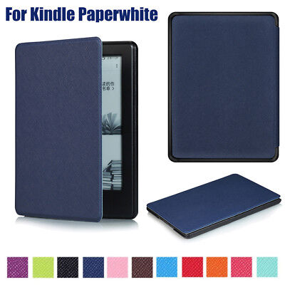 Shell Magnetic Cover For 2018 New Amazon Kindle Paperwhite 4 10th Generation