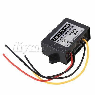 Stable Converter step up Power Module battery charger DC 12V to DC 19V 76W 4A