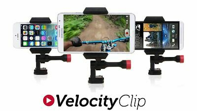 Velocity Clip with 2 Adhesive Mounts