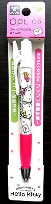 SANRIO Hello Kitty Cute Ever-sharp Pencil 0.5 mm with lift clip stationery