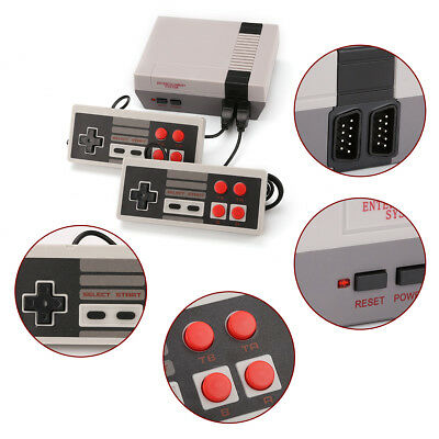 Super Mini Retro Classic Family TV Game Console Built-in 620 Games 8 Bit AV NTSC