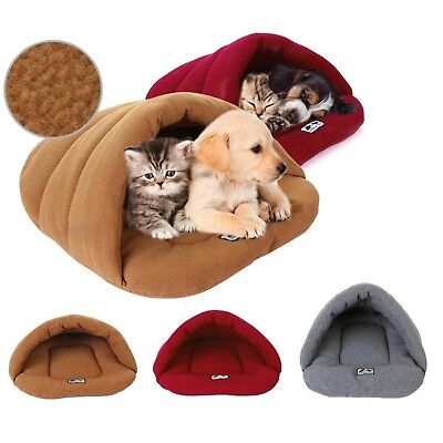 Slippers Style Pets Dogs Bed House Soft Cat Puppy Bedding Sleep Kennel Cushion