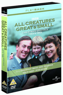 All Creatures Great and Small: Christmas Specials DVD (2008) Christopher
