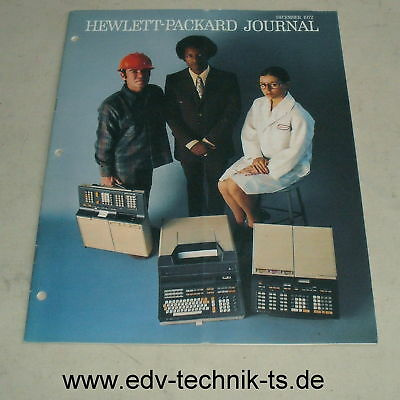 Hewlett Packard Journal for HP 9810A, HP 9820A and HP 9830A models