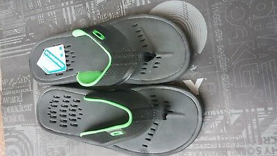 bd4aac87468 Oakley METHANE Sandals Size 7 US Earth Brown Mens Flip Flop Casual Thongs.   35.40 Buy It Now 29d 14h. See Details. Oakley Men s HYDROFREE Sandals ...