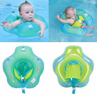 Inflatable Swimming Ring Baby Waist Swim Pool Float Safety Aid Toy Kids Trainer