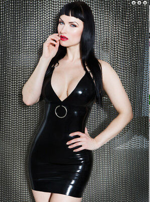 Latex rubber Skintwo dress