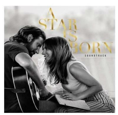 Lady Gaga / Bradley Cooper - A Star Is Born (OST Soundtrack) [CD]