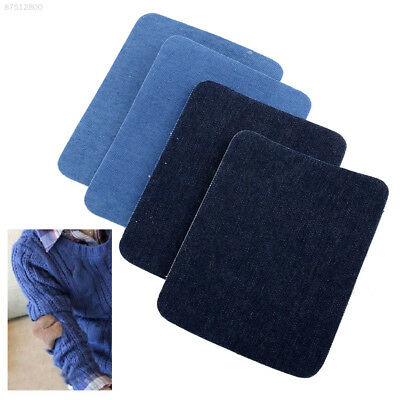 9878 2PCS Jeans Patches Repairs Knee Patch Sewing Cloth fill hole Cowboy DIY