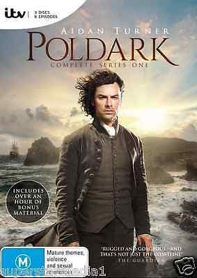 Poldark Series - Season 1 : NEW DVD