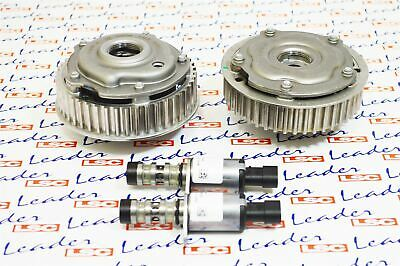 GENUINE Vauxhall ASTRA VECTRA ZAFIRA Camshaft Sprockets & Solenoids Kit - NEW