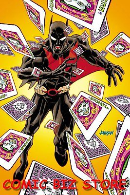 Batman Beyond #27 (2019) 1St Printing Variant Cover Bagged & Boarded Dc Universe