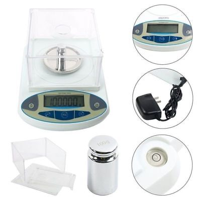 200x0.001g 1mg Digital Lab Analytical Balance Scale Jewelry Precision Weighing