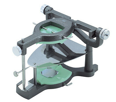 Shofu articulator Handy IIA w/ mounting plates mean value  jaw movement