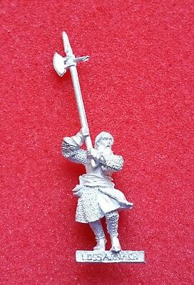 Citadel Games Workshop Warhammer Lord of the Rings Axeman of Lossarnach Metal 06