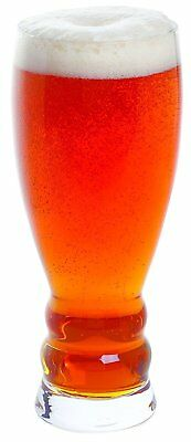 Dartington Crystal Brew Craft Real Ale Pint Glass For Cider Lager Beer Gift UK
