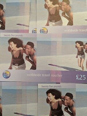 £200 worth of Thomas Cook Holiday Vouchers