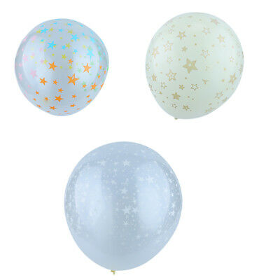 Gifts Party Supplies Romantic Pearl Balloons Inflatable Clear Stars Latex