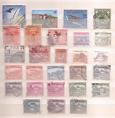 Pakistan  -  Lot Of  Stamps