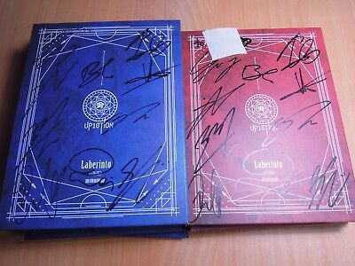 UP10TION - Laberinto (7th Mini Promo) with Autographed (Signed) 0.99