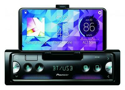 Pioneer SPH-10BT Apple car play Android Auto Pioneer car stereo bluetooth USB BT