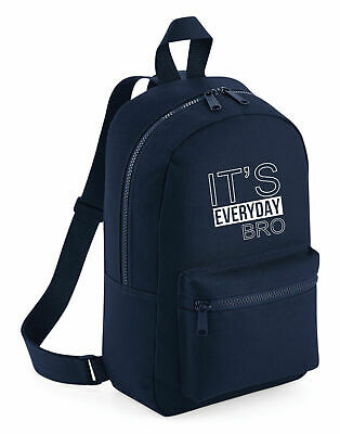 It's Everyday Bro Jake Paul Bagpack, Youtuber Vlogger Songs Winter Gift Bag