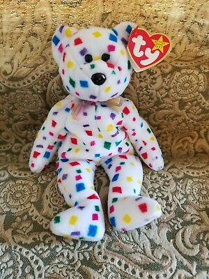 cde831d9282 NEW TY BEANIE Baby Ty 2k Retired With MULTIPLE Errors Rare -  589.00 ...