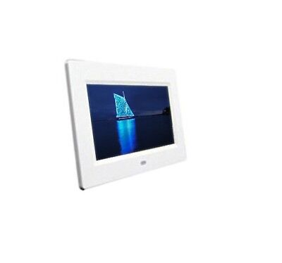 "Espositore display video LCD TFT 10"" bianco fiere ufficio supermercato mostre"