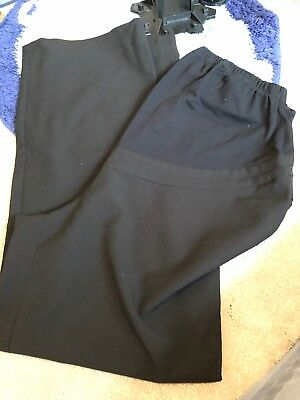 Blooming Marvellous Maternity Work Trousers Size 16