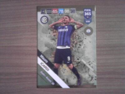 Panini Adrenalyn Xl Fifa 365 2019 Tcg Power-Up Game Changer Mauro Icardi 330