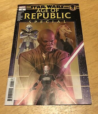 Star Wars Age Of The Republic Special Comic #1 - M/NM; Marvel