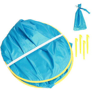 Baby Beach Tent UV-protecting Sunshelter with Pool Waterproof Pop Up Awning