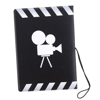 Film Clapper Wallets ID Card Credit Card Covers Passport Holder LIN