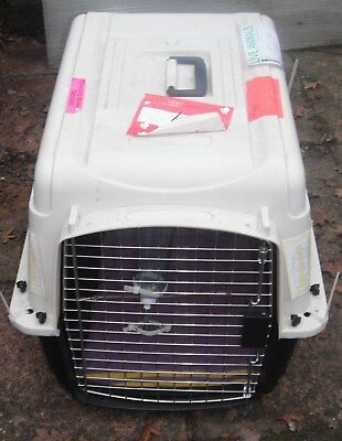 Airline Cat/puppy Carrier Large Crate Cat Charity Fundraising