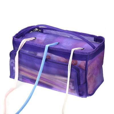 Yarn Storage Bag Tote Case For Crocheting Hook Needles Sewing Accessory LIN