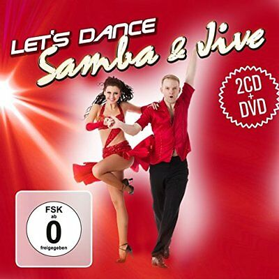 Samba  Jive - Lets Dance. 2CD  DVD