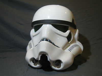 Star Wars Stormtrooper Helm tragbar Master Replicas Collectors Edition in OVP