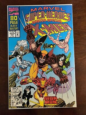 Marvel Super-Heroes Winter Special #8. 1st App Squirrel Girl. NM Or Better. WOW!