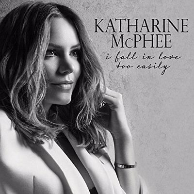 Katharine Mcphee-I Fall In Love Too Easily CD NUOVO