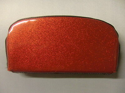 Red Metalflake Scooter Back Rest Cover (Purse Style)
