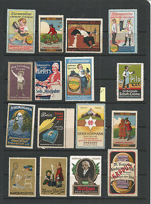 CINDERELLA POSTER STAMPS marco polo tee ginger bread man polish  (F)