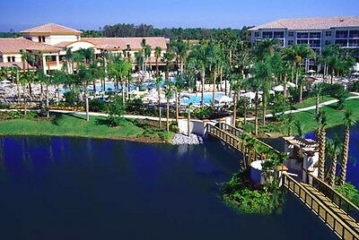 Sheraton Vistana Resort in Orlando, Florida ~2BR/Sleeps 6~ 7Nts October 6 -13